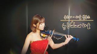 [하율] 서울블루스 - 유소나 감성 블루스(Violin Cover)