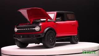 Maisto Ford Bronco Wildtrak