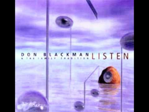 Don Blackman - Watch Your Heart