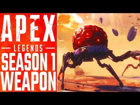 Apex Legends Season 1 New Weapon DRONE (LEAKED)
