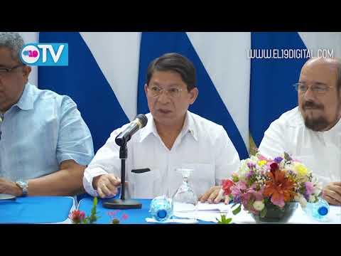 Comunicado del Gobierno de Nicaragua y programa sobre el retorno voluntario asistido de los nicaragüenses en el exterior