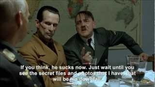 Hitler explains why Justin Bieber sucks