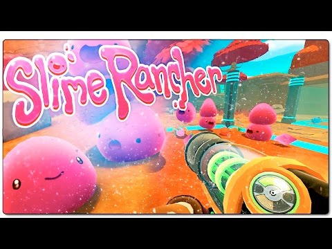 Gameplay de Slime Rancher