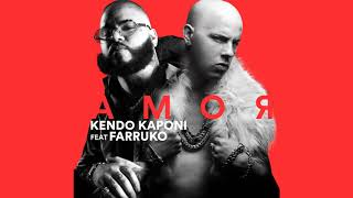 Video Amor (Audio) de Kendo Kaponi feat. Farruko
