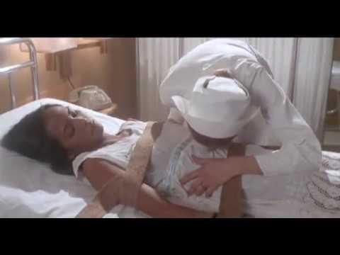 infermiera signora & clip di romanticismo making paziente signora