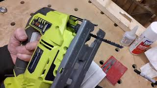 Ryobi One+ R18JS Jigsaw What is it? What can you do with it? Is it any good?