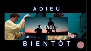 ADIEU BIENTÔT   Columbine (2 Pianos)