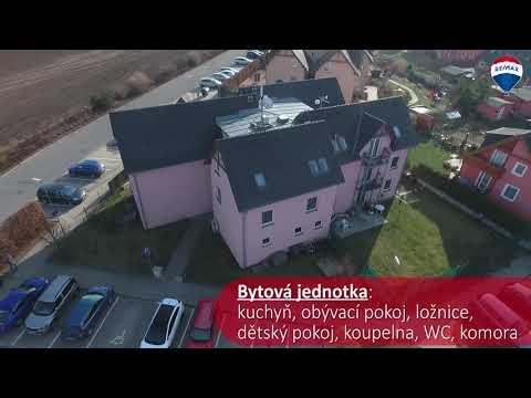 Video Prodej bytu 3+1 v osobním vlastnictví 76 m², Nupaky