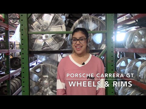 Factory Original Porsche Carrera GT Wheels & Porsche Carrera GT Rims – OriginalWheels.com
