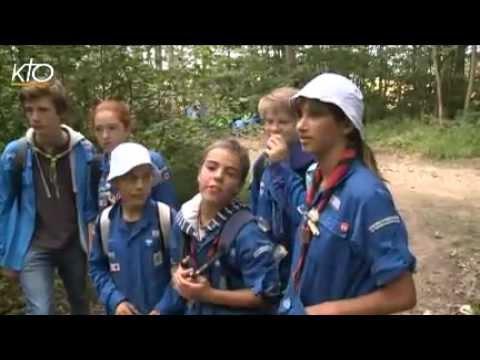 """Scouts et Guides de France : Jamborée """"Vis tes rêves !"""""""