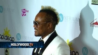 apl.de.ap can't wait to be an Uncle ! - Hollywood.TV