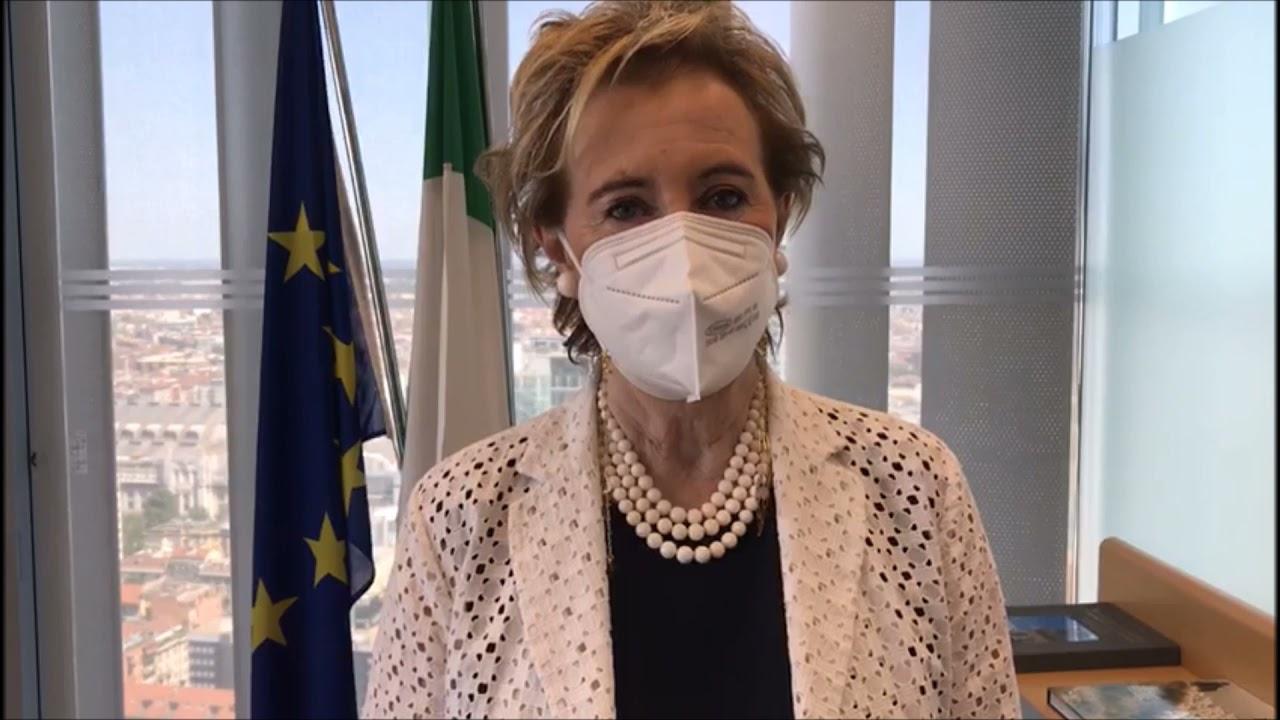 """Vaccinazioni, Moratti: """"Un milione di dosi ad agosto in Lombardia"""""""