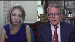 Six months later: A one-on-one with Gov. DeWine about Ohio's coronavirus response