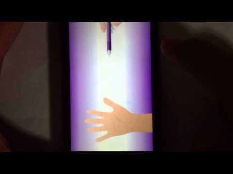 Video of PenCatch