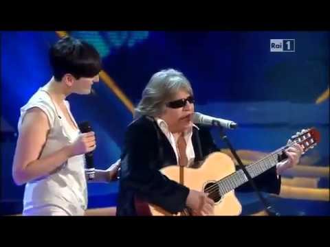 , title : 'Arisa e Josè Feliciano  Che Sarà  Sanremo 2012, terza serata'