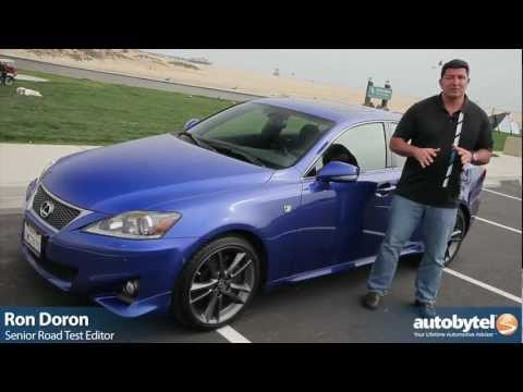 2012 Lexus IS 350 F Sport: Video Road Test & Review