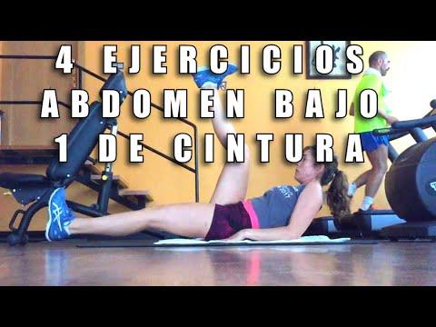 ejercicios para adelgazar en casa tripas