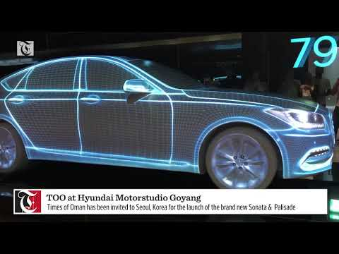 Hyundai to unveil new Sonata and Palisade