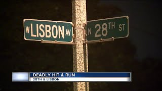 Police looking for driver in deadly hit-and-run