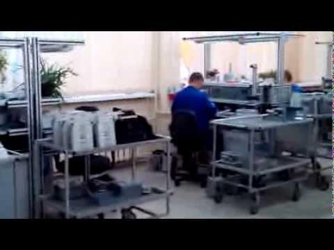 Uszczelnienia licznika elektrycznego w Murmańsku