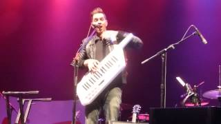 Andy Grammer - Kiss You Slow - Mix 106.5 Very Merry Mixxer - San Jose - 2014.12.04