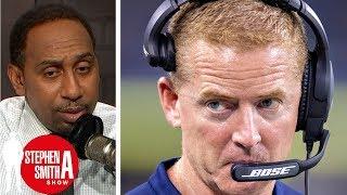 Stephen A.: Cowboys are doomed with Jason Garrett | Stephen A. Smith Show
