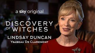 Lindsay Duncan parle d' Ysabeau De Clermont | Saison 1