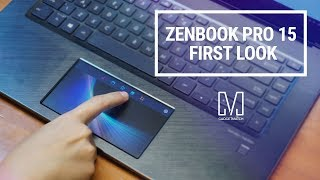 ASUS ZenBook Pro 15: Double the display, double the fun