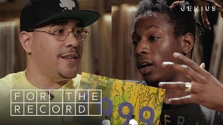 Joey Bada$$ On '1999', Using Type-Beats and Capital STEEZ Competition | For The Record - dooclip.me
