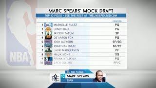 Senior NBA Writer Marc Spears Talks NBA Draft & More - 6/22/17