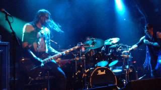 Absu - A Shield With An Iron Face (live at O2 Academy Islington, London 13/12/16)