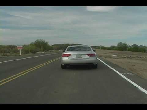 Audi A5 Drive Off – Billy Boat Exhaust