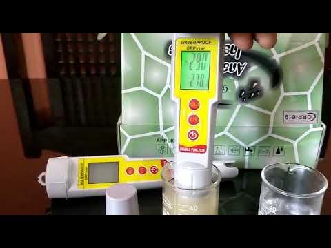 ORP Meter Water Proof