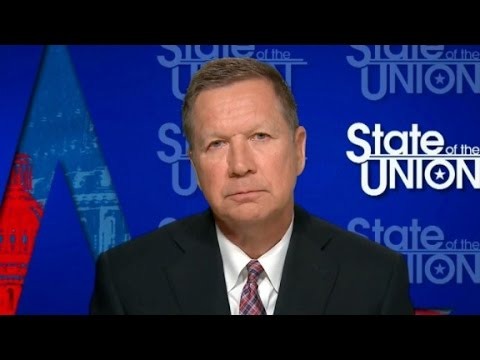 John Kasich full 'State of the Union' interview