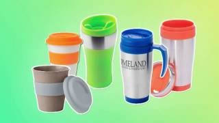 Grand mug thermos isotherme personnalisé 400 ml