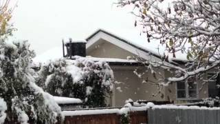 preview picture of video 'Snow Day Christchurch {June 2012}'