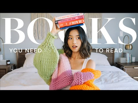 7 Books You Need To Read 📖