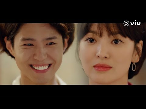Encounter              ep 1  park bo gum buys song hye kyo some shoes  eng