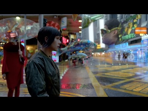 Ghost In The Shell (2017) - The Art of the Film - Paramount Pictures