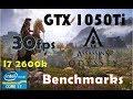 Assassins Creed Odyssey GTX 1050Ti 30fps Locked Gameplay Benchmarks