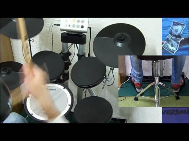 Nirvana Smells Like Teen Spirit Drum 38