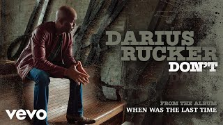 Darius Rucker - Don't (Audio)