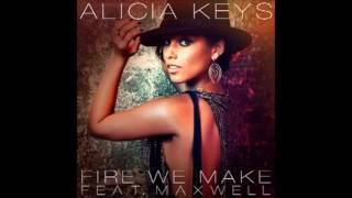 Fire We Make Screwed & Chopped - Alicia Keys & Maxwell