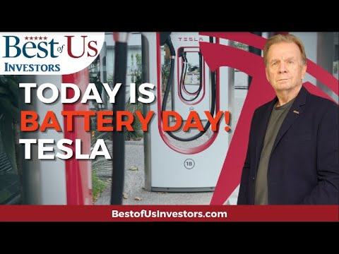 Tesla Battery Day: The First Day of The EV Revolution