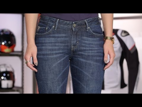 Alpinestars Women's Daisy Jeans Review at RevZilla.com