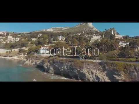 סרטון באיכות 4K חושף את נופיו ואתריו של רובע מונטה קרלו