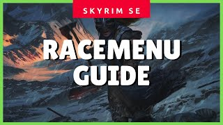 Skyrim SE Racemenu - How to Improve Skyrim's Character Creation - Mod Guide & Showcase
