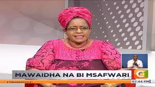 Bi Msafwari | Wanaume waoe wake wengi? #BiMsafwari