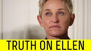 The Shocking Details Behind Ellen Degeneres Drama.