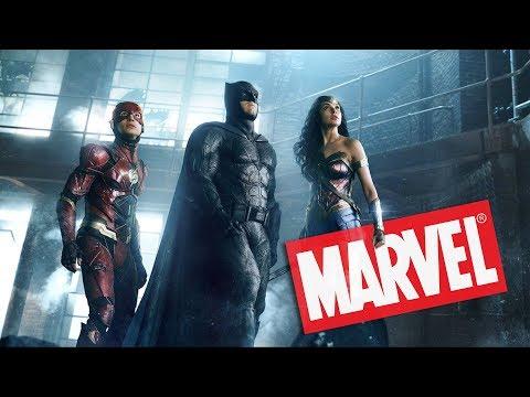Justice League   A Marvel Movie